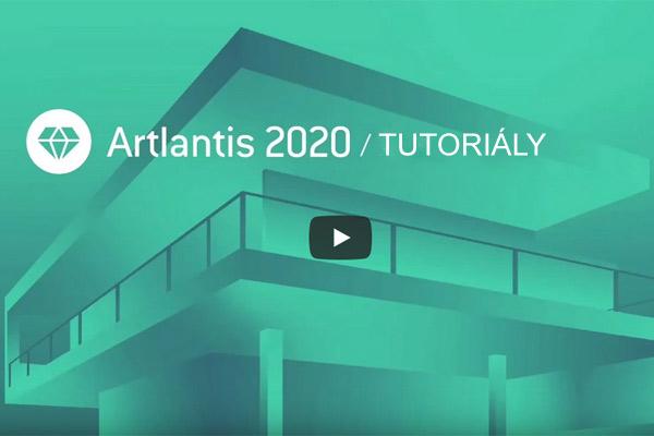 ARTLANTIS 2020 - návody