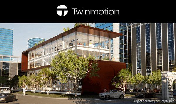Twinmotion 2020.2