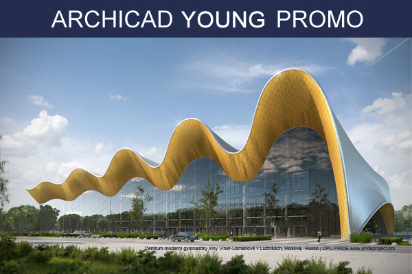 Archicad YOUNG - PROMO 9/2020